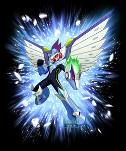 Megaman Star Force Pegasus