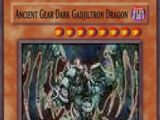 Ancient Gear Dark Gadjiltron Dragon