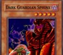 Dark Guardian Sphinx