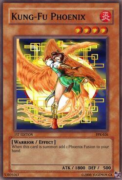 Kung-Fu Phoenix