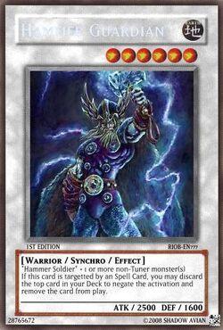 Hammer Guardian