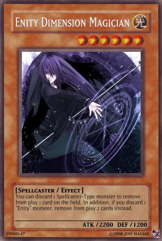 enity dimension magician yugioh card maker wiki