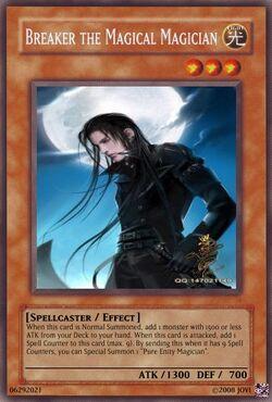 Breaker the Magical Magician