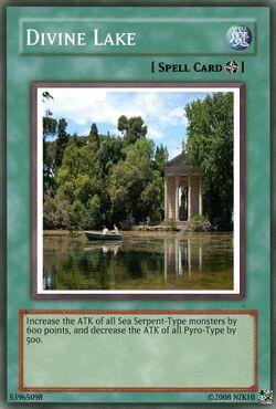 Divine Lake