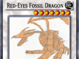Red-Eyes Fossil Dragon