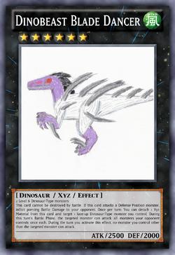 Dinobeast Blade Dancer