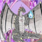 Doragon King of the South Artwork