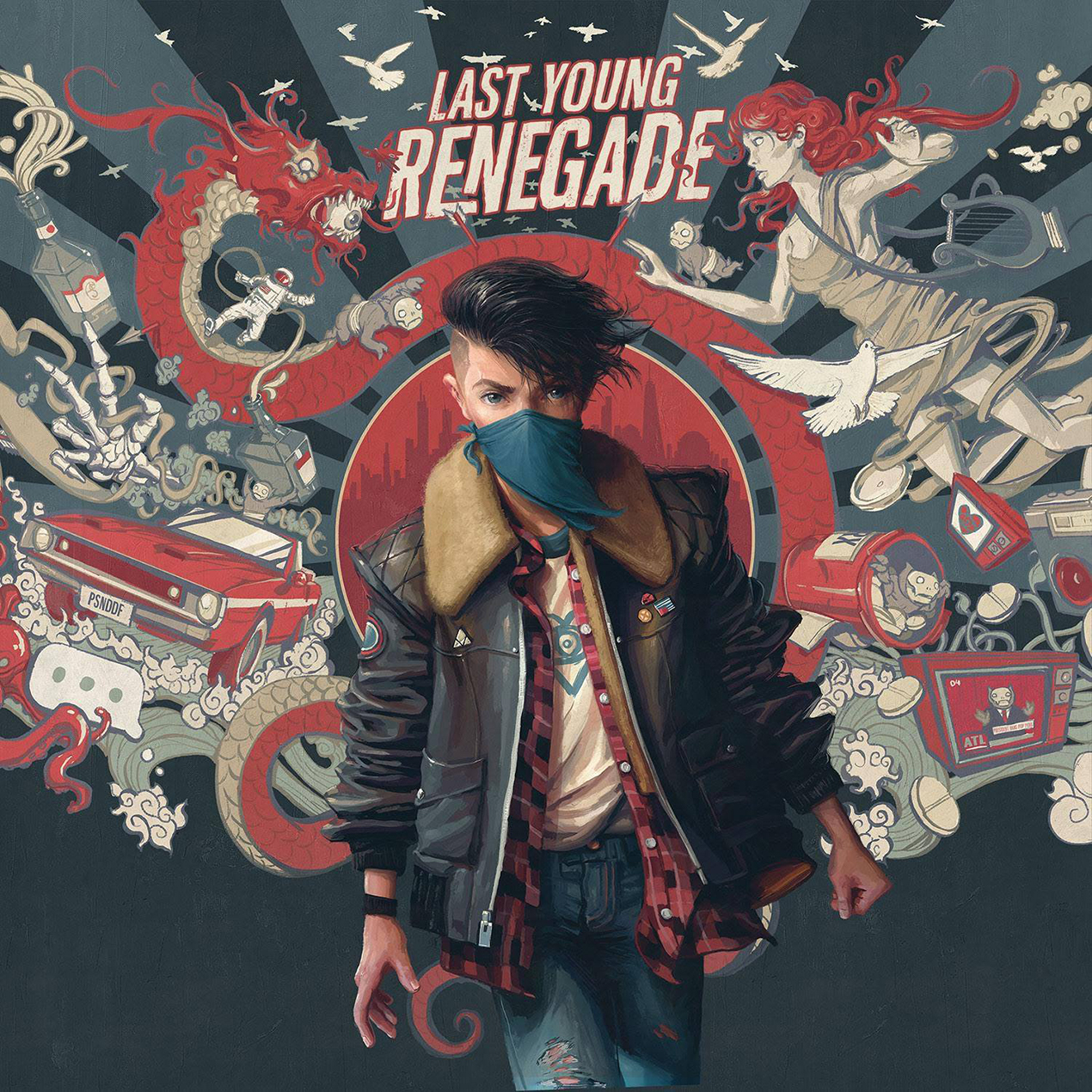 Afterglow - All Time Low (song) | YDG Music Wikia | FANDOM powered