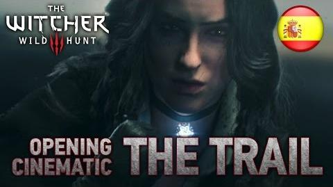 The Witcher 3 The Wild Hunt - PS4 XB1 PC - The Trail (Opening Cinematic Trailer - Spanish)