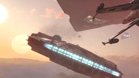 Star Wars Battlefront Official Live Action Trailer TV Commercial