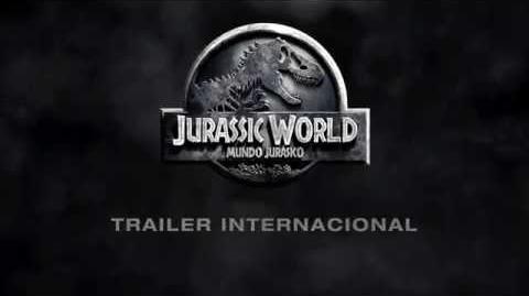 Jurassic World – Mundo Jurásico Primer trailer oficial en español HD