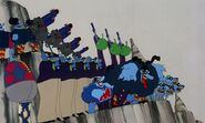 Blue Meanie Army