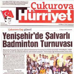 30 Mayıs 2009 Hürriyet Gazetesi