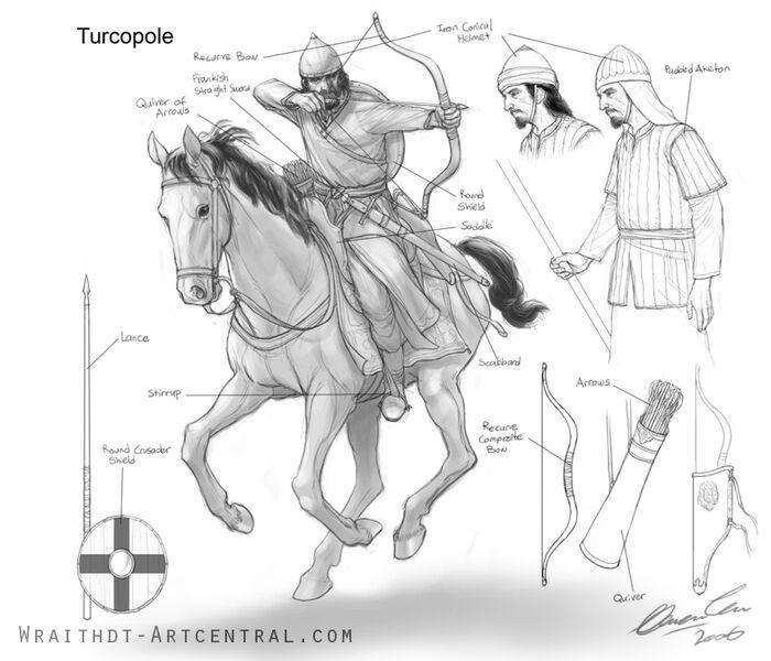Turcopole