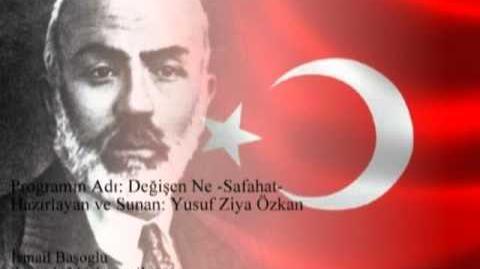 Mehmet Akif Ersoy - Fatih Camii (Safahat)