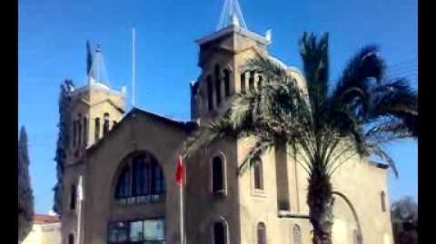 18 01 2011 KKTC Lefkoşa Yenişehir Şehitler Câmii Dr