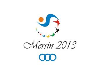 Akdeniz oyunları logosu