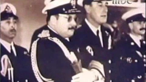 King Farouk of Egypt (part 1) الملك فاروق فى المنفى