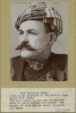 The Terrıble Turk