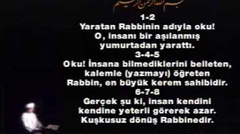 Fatih Çollak - Alak Suresi