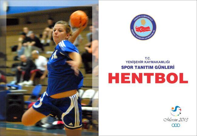 Yenişehir hentbol davetiye
