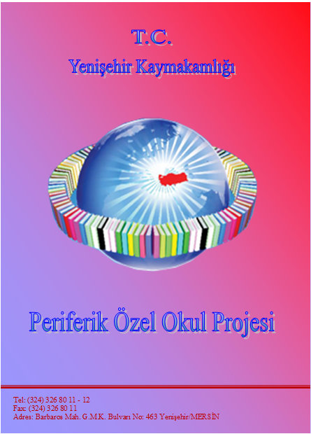 Periferide özel okul projesi broşür sf 4