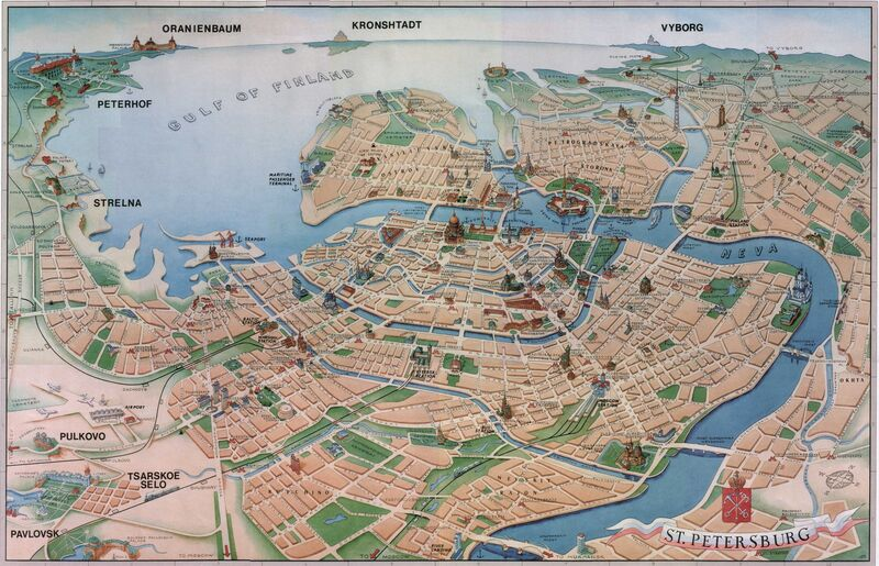 St-Petersburg-Tourist-Map-2