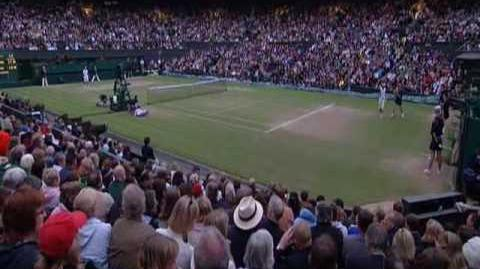 Federer vs Nadal Wimbledon 2008 Final Part 2