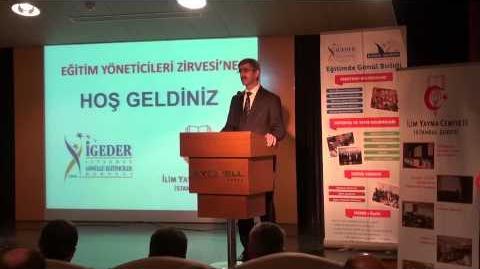 Nazif YILMAZ - Din Öğretimi Genel Müdürü