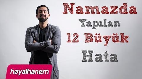 Namazda Yapılan 12 Büyük Hata - Mehmet Yıldız-0