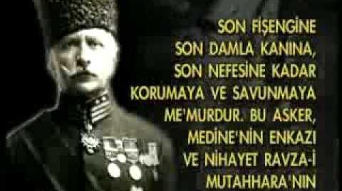 Medine Müdafası ve Çöl Kaplanı Fahrettin Paşa
