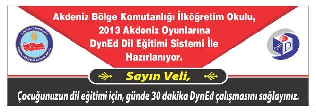 Yenişehir dyned afişi