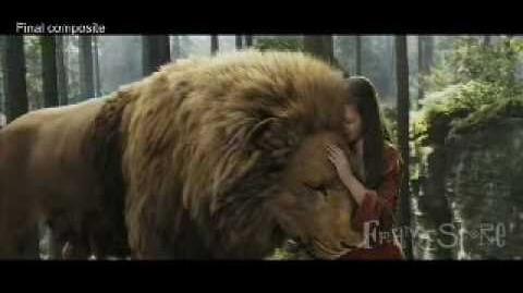 Framestore Creates Aslan for Prince Caspian