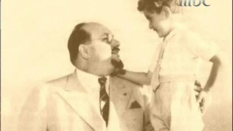 King Farouk of Egypt (part 2) الملك فاروق فى المنفى