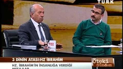 Öteki Gündem - Pelin Çift - Hz. İbrahim'in hayatı ve yaşadıkları - 13 02 13 - Part