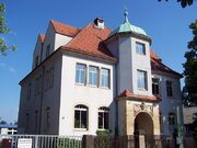 A special school for children with special emotional needs in Kötitz, Germany
