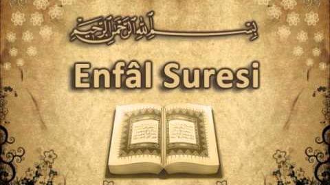 Mahir il Maigli - Enfal Suresi