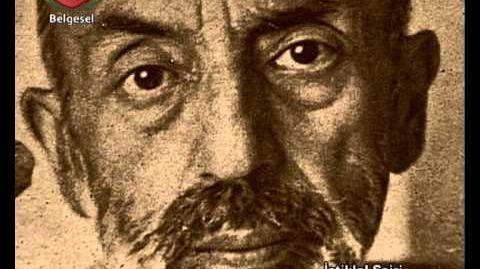 İstiklal Şairi Mehmet Akif Ersoy 3
