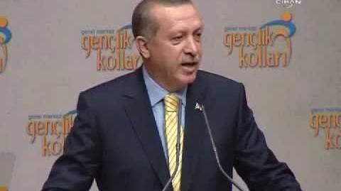 Başbakan Erdoğan 2011 yılı Mehmet Akif Yılı ilan edildi