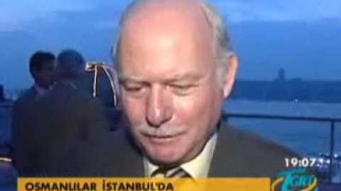 Osmanlı hanedanı mensupları İstanbul'da buluştu