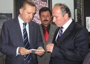 Rize başbakan recep tayyip erdoğan ve eyüp sabri kartal-2