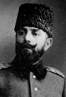 Ahmed Cemal Paşa