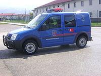 Jandarma vehicle