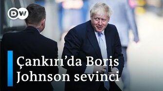 Boris Johnson'ın Türk akrabaları - DW Türkçe-1