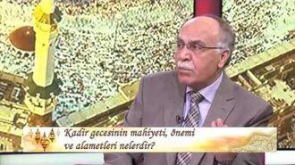 Kadir Gecesinin Önemi ve Alametleri - Osman Ünlü Hoca