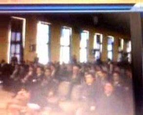 Beşikdüzü ilçesinde Çanakkale Zaferinin 90 yıl anma proğramında Kaymakam Kartalın konuşması