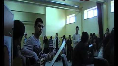 İstiklal Marşı Oratoryosu 2011 MSBL Provası Bölüm 7