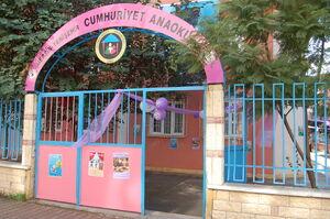 Yenişehir Cumhuriyet Anaokulu