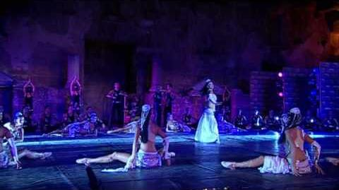 Anadolu Atesi Aspendos Belly dance HQ