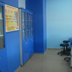 Oktay SİNANOĞLU/Kimya Laboratuvarı/Chemistry Laboratory
